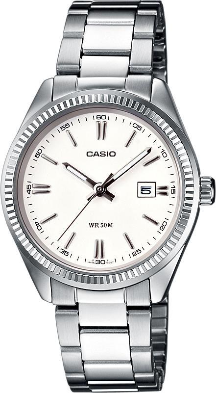 ff16a797d CASIO COLLECTION LTP-1302D-7A1 SHARK STEEL s.r.o. - levně, eshop, šperky